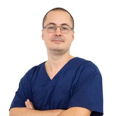 Dr. Ionut Cristian Zamfirache